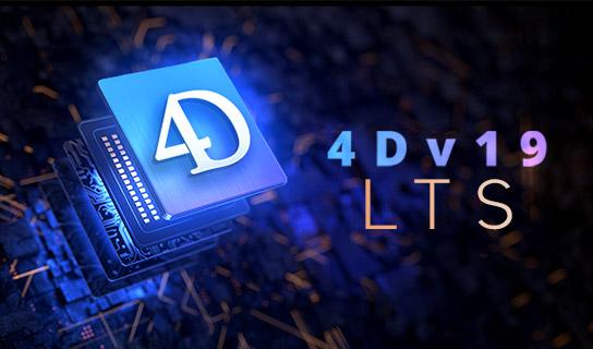 4D v19 Die Entwicklung von Geschäftsanwendungen erreicht neue Dimensionen