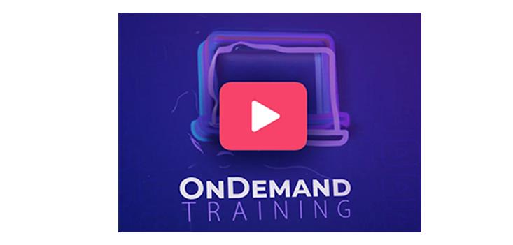 On Demand Training: Eine neue Art zu lernen!
