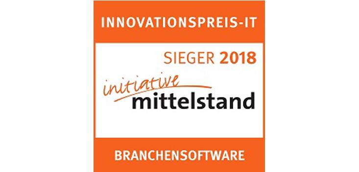 Innovationspreis-IT Sieger 2018